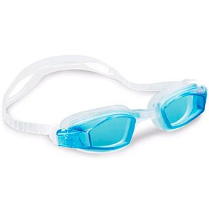 Очки для плавания free style sport goggles, (асс. 3 цвета), от 8 лет
