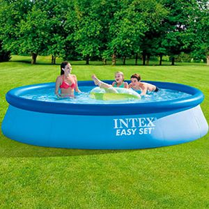 Надувной бассейн INTEX Easy Set Pool, 396 х 84 см, INTEX