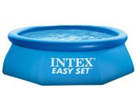 Надувной бассейн INTEX Easy Set Pool, 244х76 см, INTEX