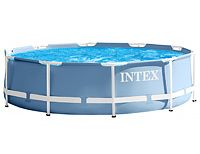 Бассейн  каркасный Intex Prism Frame Pool, 305 х 76 см, INTEX