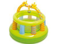 Игровой надувной Манеж INTEX для малышей до 1,5 лет, 130х104 см, INTEX