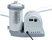 Насос для фильтрации воды (фильтр для бассейна) intex, 220-240v, 5678л/час