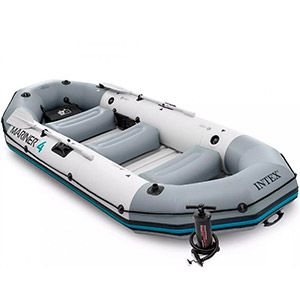 �������� ����� �������������� intex mariner 4, (set), 328�145�48 ��
