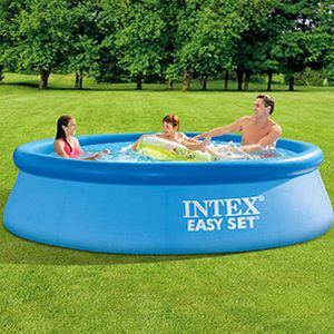 Надувной бассейн INTEX Easy Set Pool, 305х76 см, INTEX