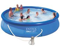 ������� intex easy set pool, 457�91 �� + ������-����� + ����������