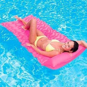 Надувной матрац волнистый - tote-n-float™, (асс. 3 цвета), 229х86 см