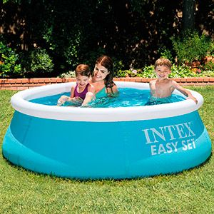 Надувной бассейн INTEX Easy Set Pool, 183х51см, от 3 лет