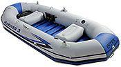 Лодка надувная intex mariner 3 (set), 297х127х46см