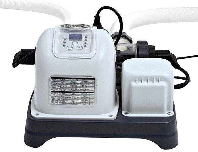 хлоргенератор 28670 Intex инструкция - фото 6