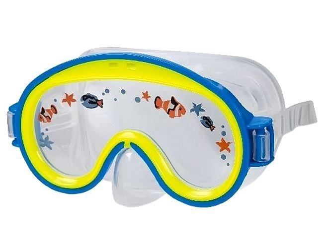 Как пользоваться маской для плавания