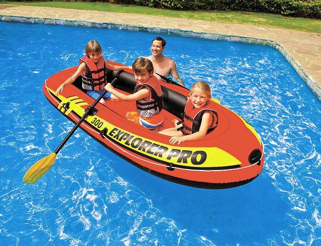 лодка надувная explorer pro 300