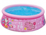 Надувной бассейн INTEX Hello Kitty (Easy Set pool), 183х51 см, от 3 лет