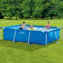 Каркасный бассейн Intex Rectangular Frame Pool, 300х200х75см