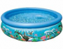 Надувной бассейн INTEX Easy Set Pool Океан, 305х76 см, INTEX