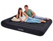 Надувной матрас для сна с насосом