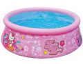 Бассейн INTEX Hello Kitty (Easy Set pool), 183х51 см, от 3 лет